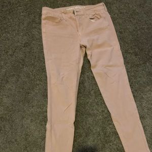 American eagle 360 super stretch skinny jeans